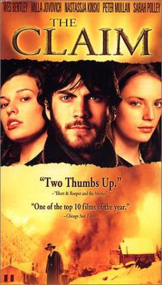 The Claim (2000 film) - Film poster