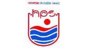 Croatian Swimming Federation - Image: Croatian Swimming Federation logo