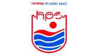 Croatian Swimming Federation - Image: Croatian Swimming Federation logo