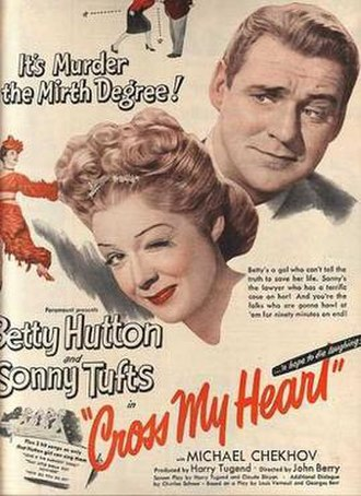 Cross My Heart (1946 film) - Image: Cross My Heart (1946 film)