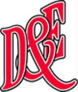 Davis & Elkins College - Official athletics logo