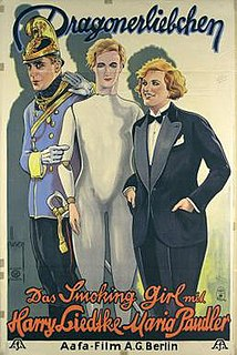 <i>Darling of the Dragoons</i> 1928 film