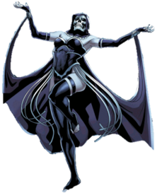 Death (Marvel Comics) fictional character that appears in comic books published by Marvel Comics