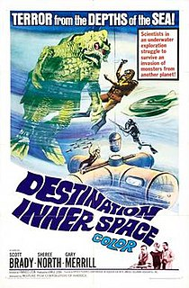 <i>Destination Inner Space</i> 1966 film by Francis D. Lyon
