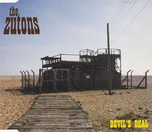 Devil's Deal - Image: Devil's Deal Cover