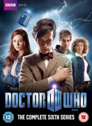 Doctor Who (series 6) - Image: Doctor Who Series 6