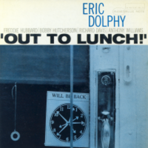 Out to Lunch! - Image: Dolphy Out To Lunch