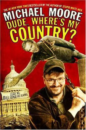 Dude, Where's My Country? - Dude, Where's My Country? cover
