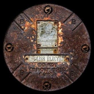 English Electric: Full Power - Image: Eeflp 300