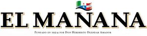 El Mañana (Nuevo Laredo) - Image: El Mañana logo