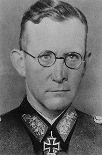 Erich Marcks German general