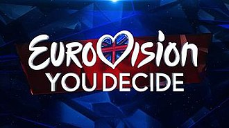 UK national selection for the Eurovision Song Contest - Image: Eurovision You Decide logo 2019