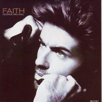 Faith (George Michael song) - Image: Faith George Michael CD Single