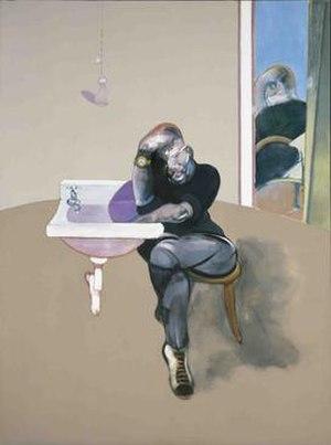 Study for a Self-Portrait—Triptych, 1985–86 - Self-Portrait, 1973