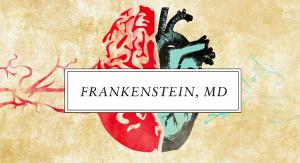 Frankenstein, MD titlecard
