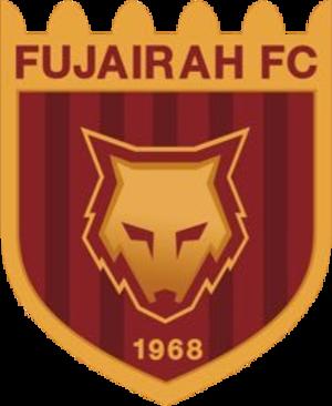 Al-Fujairah SC - Club logo