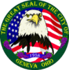 Official seal of Geneva, Ohio