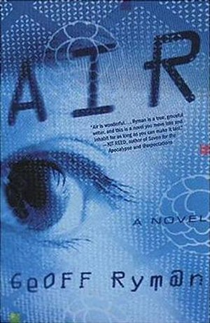 Air (novel) - First edition cover