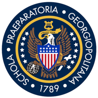 Georgetown Preparatory School - Image: Georgetown Preparatory School Logo