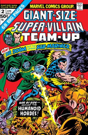 Super-Villain Team-Up - Image: Giantsizesupervillai nteamup 2