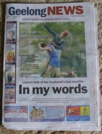 Geelong News - Geelong News for Belmont, Highton and Wandana Heights for 30 August 2006