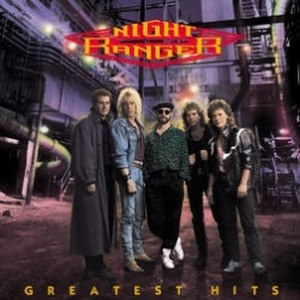 Greatest Hits (Night Ranger album) - Image: Greatest Hits (Night Ranger album)