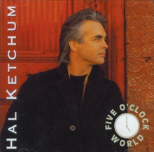 Hal Ketchum Five OClock single.png