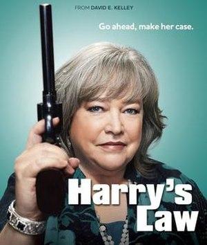 Harry's Law (season 2) - Image: Harrys Law Promo