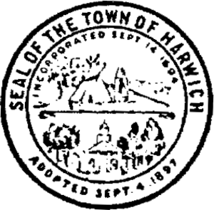Harwich, Massachusetts - Image: Harwich Seal