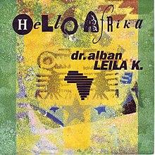 Dr. Alban — Hello Afrika (studio acapella)
