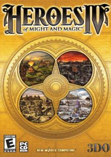 heroes of might and magic iv wikipedia
