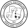 Official seal of Highland County