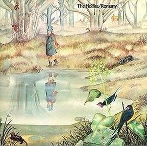 Romany (album) - Image: Hollies Romany
