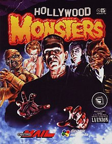 Hollywood Monsters Video Game Wikipedia