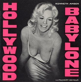Hollywood Babylon - First edition (French)
