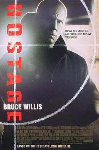 Hostage (2005 film) - Theatrical release poster