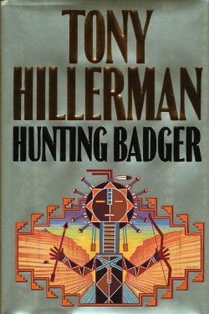 Hunting Badger - First edition cover