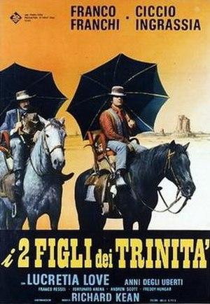 Two Sons of Trinity - Image: I due figli di Trinita