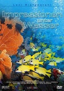 <i>Impressionen unter Wasser</i> 2002 film by Leni Riefenstahl