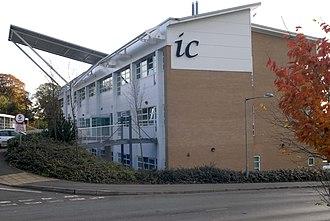 Keele University Science & Business Park - Keele University IC1