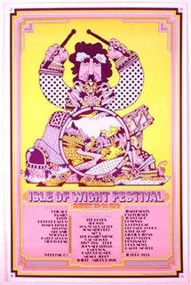 Isle of Wight Festival 1970 UK music festival