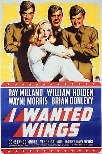 I Wanted Wings - Theatrical poster