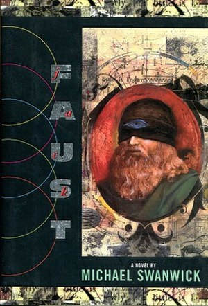Jack Faust (novel) - Cover of first edition (hardcover)