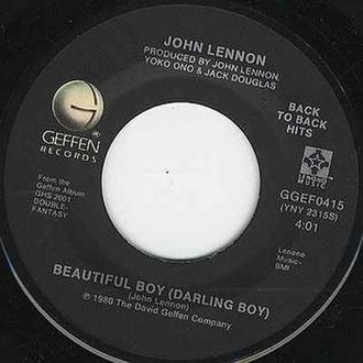 Beautiful Boy (Darling Boy) - Image: John Lennon Beautiful Boy 374821