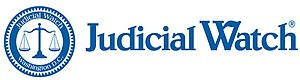 Judicial Watch - Image: Judicial Watch Logo