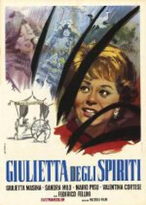 Juliet of the Spirits - Theatrical release poster