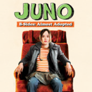 Juno (soundtrack) - Ellen Page as Juno MacGuff on the cover of Juno B-Sides.