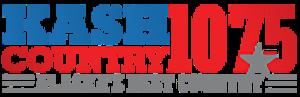 KASH-FM - Image: KASH KAS Hcountry 107.5 logo