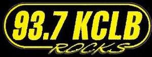 KCLZ - Image: KCLB FM