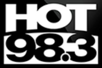 KOHT - Image: KOHT HOT98.3 logo